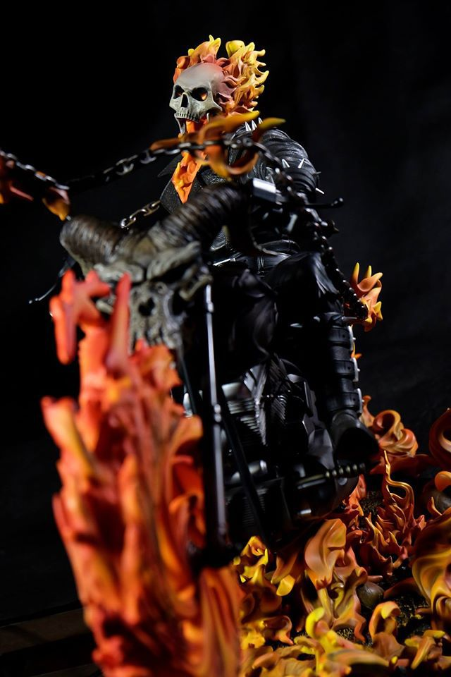 Premium Collectibles : Ghost Rider - Page 6 29p4lej