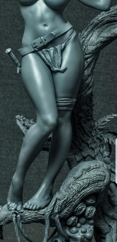 Premium Collectibles : Shanna the Jungle Queen 1/4 29zjdo