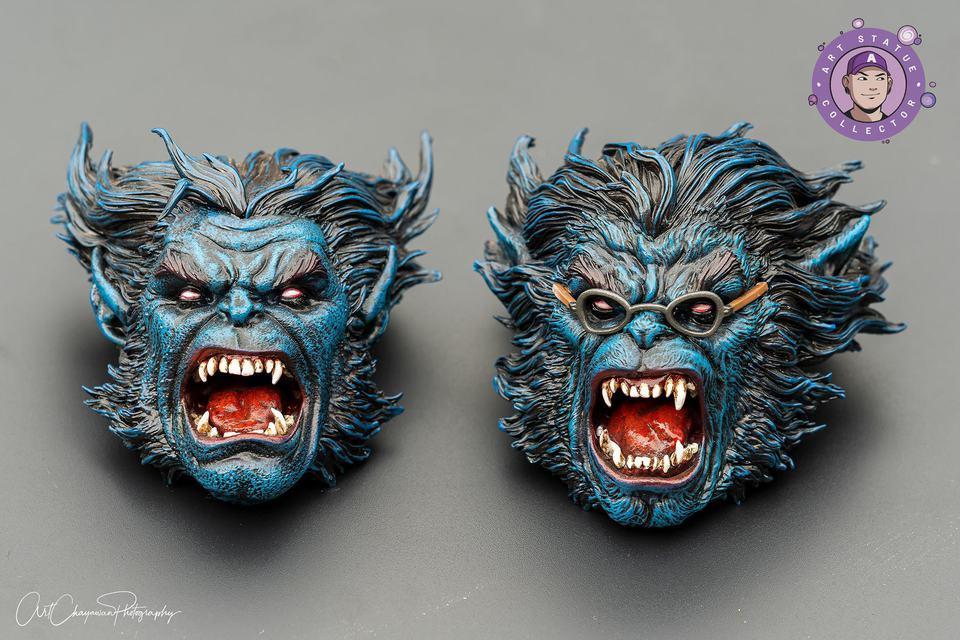 Premium Collectibles : Beast 1/4 Statue 2a0rkqa
