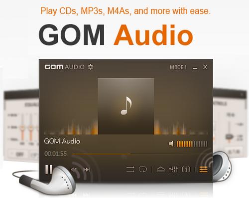 GOM Audio İndir 2.2.14.0 Müzik Oynatma Programı