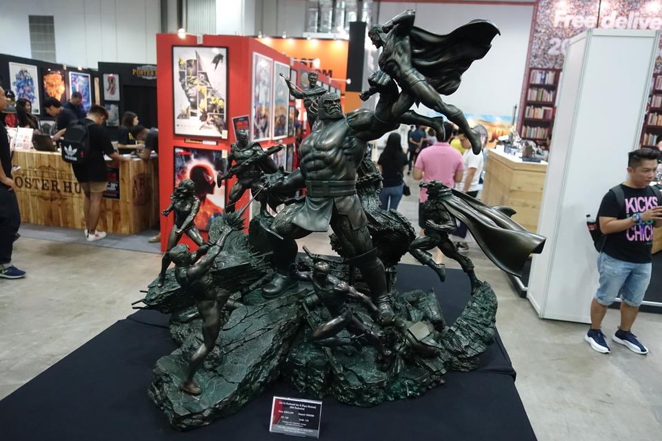 XM Studios: Coverage Singapore Comic Con 2019 – December 7th to 8th 2btkhv