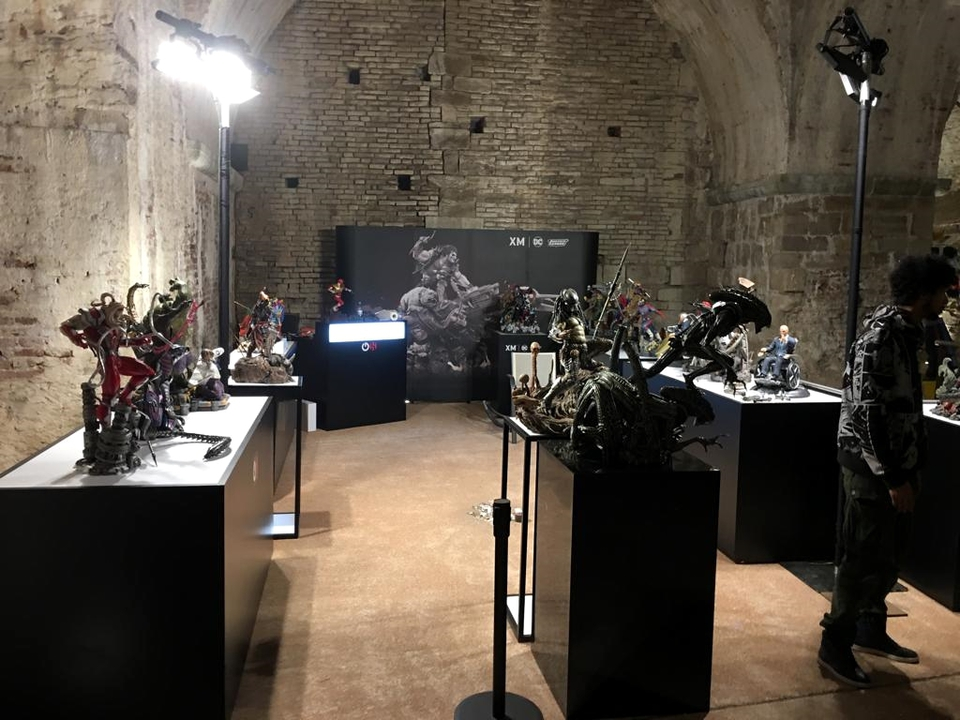 XM Studios: Coverage Lucca 2018 - Oct. 31th to Nov. 4th   2bwdld
