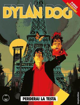 Dylan Dog - Volume 385 - Perderai la testa (09/2018)