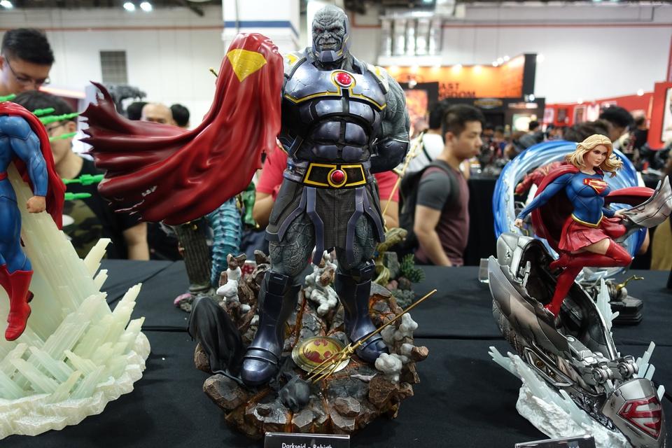 XM Studios: Coverage Singapore Comic Con 2019 – December 7th to 8th 2cvjyz