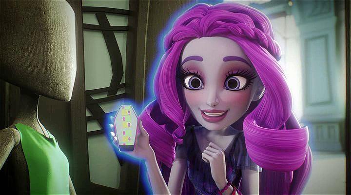 Monster High: Elektrik Akımı Ekran Görüntüsü 1
