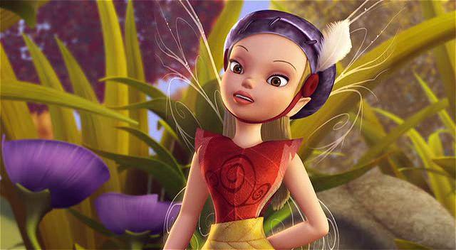 Tinker Bell ve Kayıp Hazine Ekran Görüntüsü 2