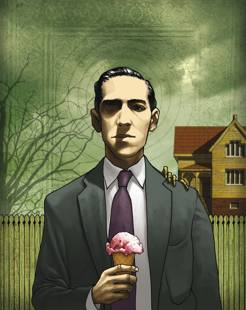 Top 10 Books by H. P. Lovecraft (Howard Phillips Lovecraft
