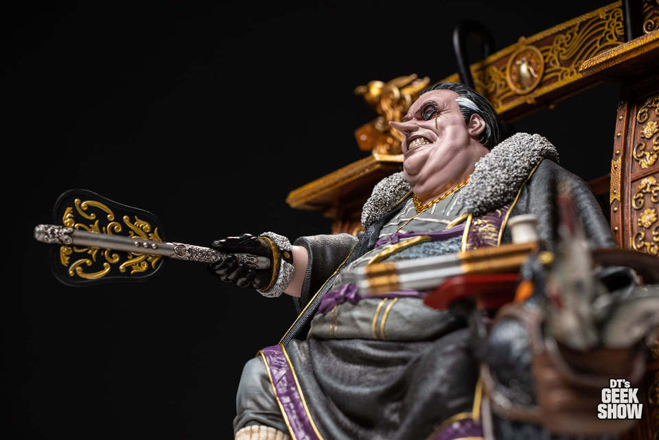 Samurai Series : Penguin 2f5je2