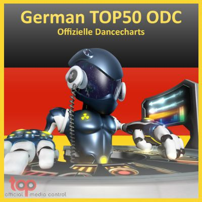 German Top 50 ODC Official Dance Charts 14.08.2020