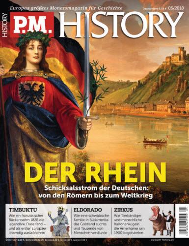 :  PM History Magazin für Geschichte Mai No 05 2018