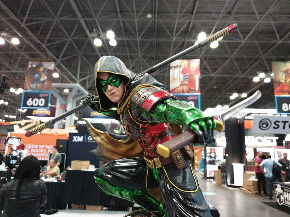 XM Studios: Coverage New York Comic Con 2019 - October 3rd to 6th  2g7kyu