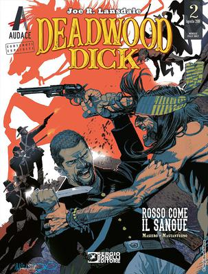 Deadwood Dick 02 - Rosso come il sangue (08/2018)