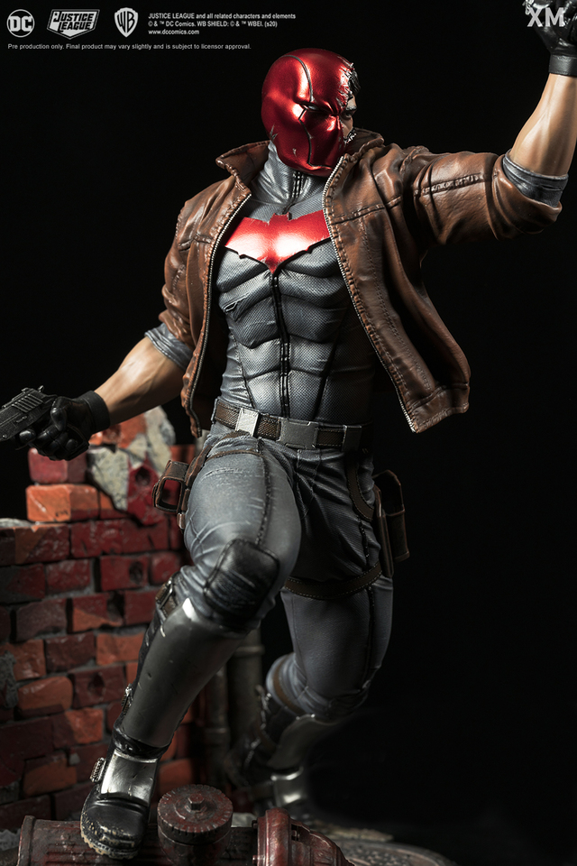 Premium Collectibles : Red Hood 1/6 2gwkjs