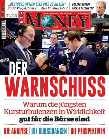 :  Focus Money Finanzmagazin No 08 vom 14 Februar 2018