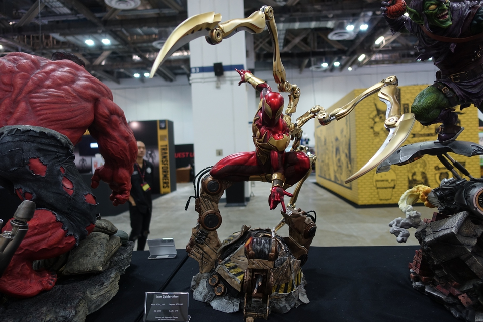 XM Studios: Coverage Singapore Comic Con 2019 – December 7th to 8th 2iik3f