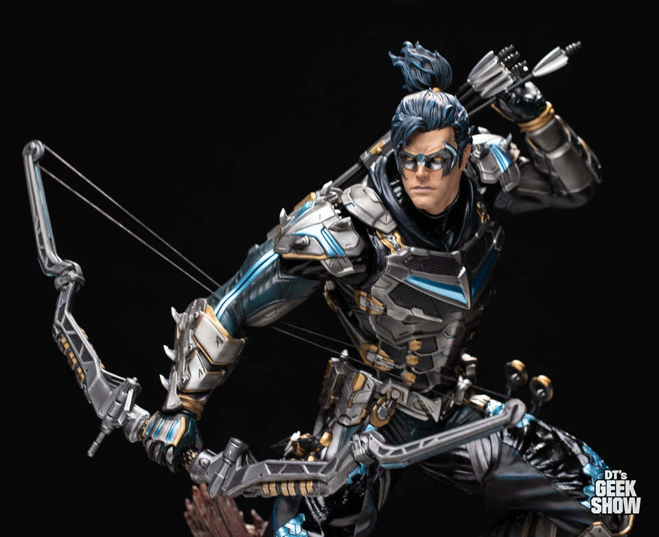 Samurai Series : Nightwing 2iojxw