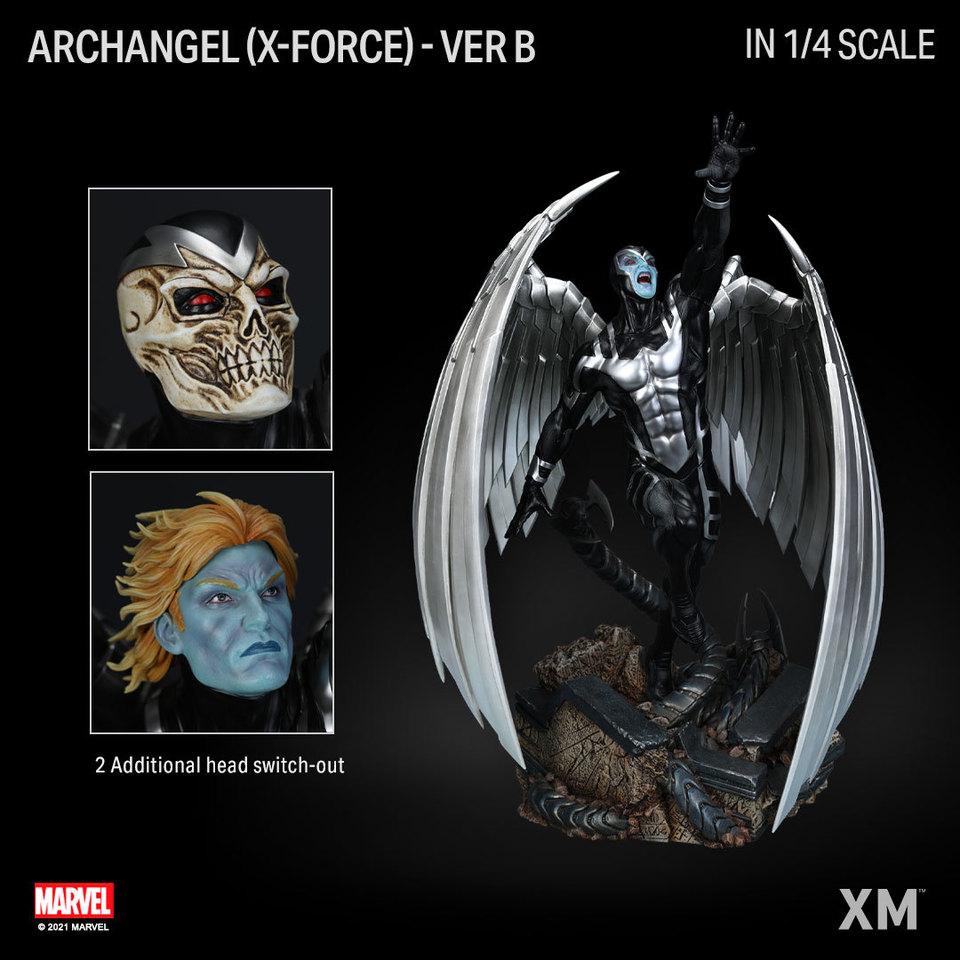 Premium Collectibles : Archangel 1/4 Statue 2irkju