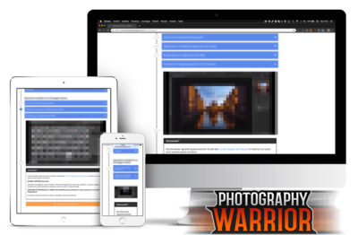 Diventa un Fotografo - Photography Warrior (41-41) - ITA