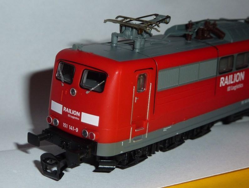 Piko 47200: 151 141-9  Railion DB Logistics 2j3sxu