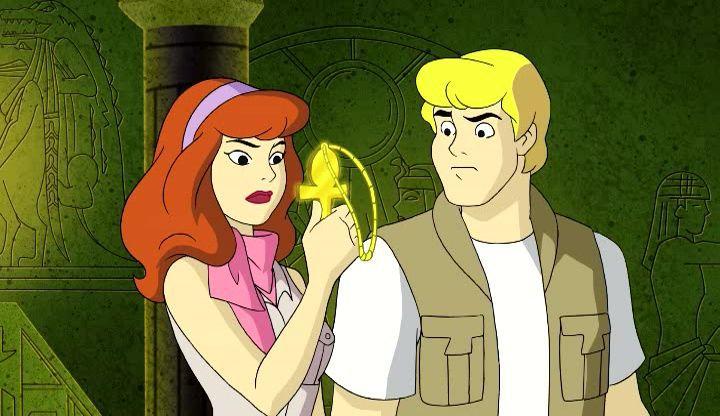 Scooby-Doo: Mumyam Nerede? Ekran Görüntüsü 2