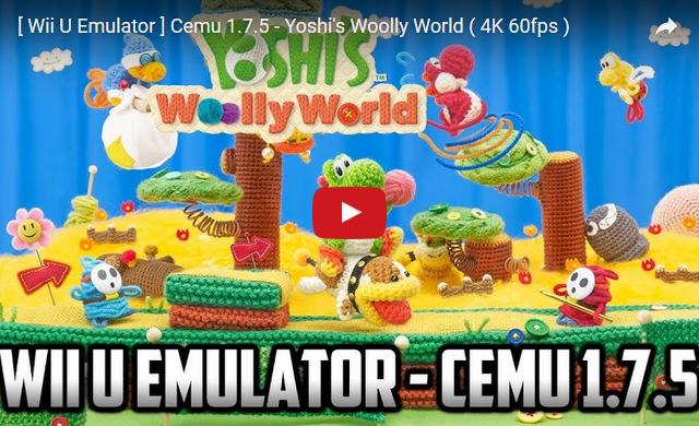 Cemu Thread: Emulating Wii U Games | NeoGAF
