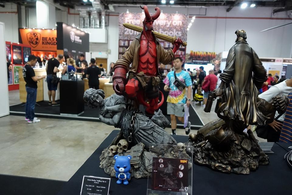 XM Studios: Coverage Singapore Comic Con 2019 – December 7th to 8th - Page 2 2lpjhd