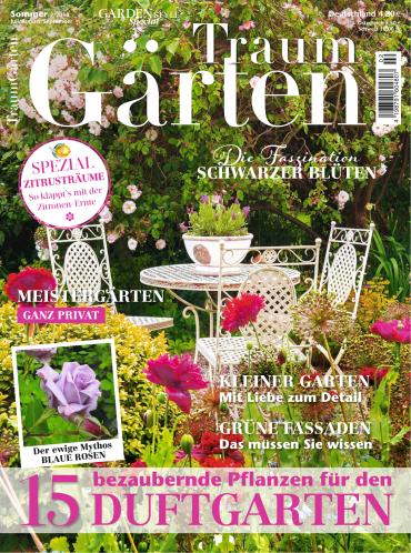 Traumgärten Magazin Juli-September No 02 2018