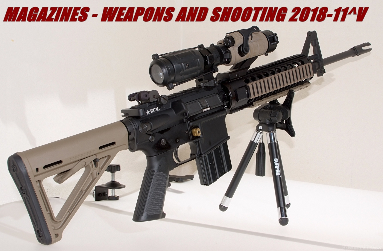 Magazines - Weapons and Shooting 2018-11