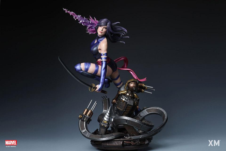 Premium Collectibles : Psylocke 1/4 Statue 2mmk9y
