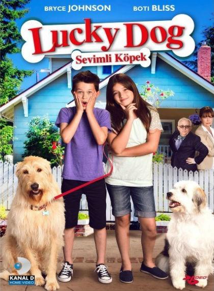 Sevimli Köpek - Lucky Dog | 2014 | DVDRip XviD | Türkçe Dublaj - Tek Link