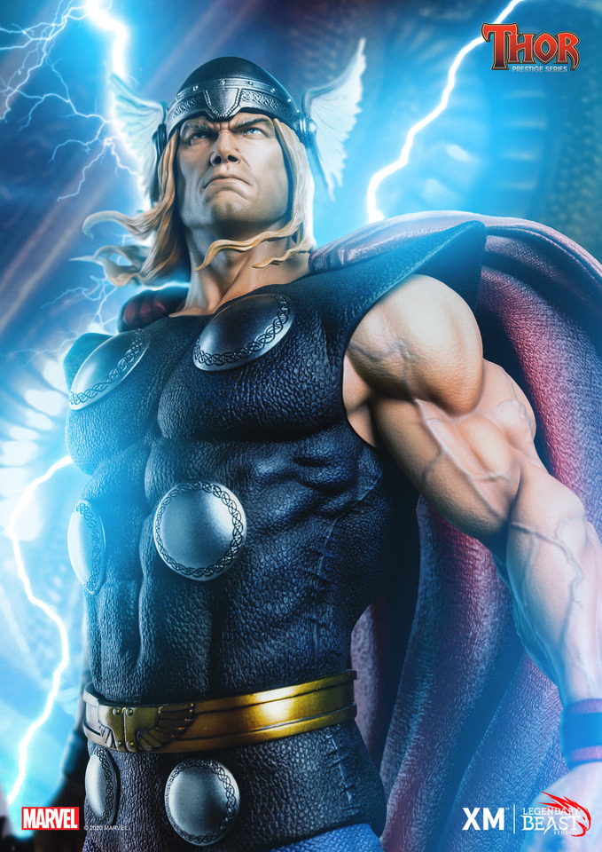 Premium Collectibles : Thor 1/3 2nqkqj