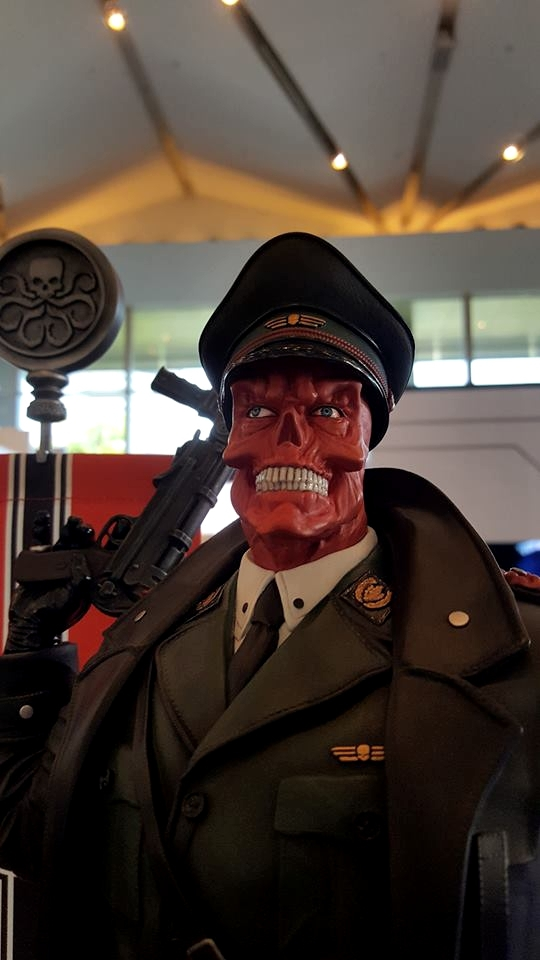 Premium Collectibles : Red Skull 2nvs9y