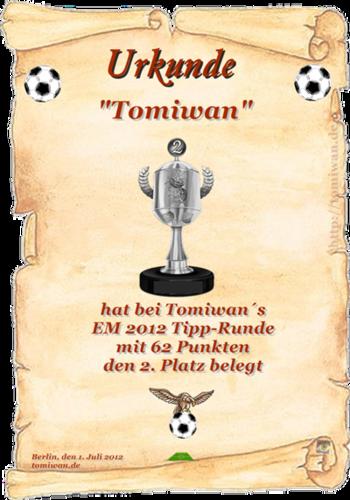 Tomiwan EM 2012