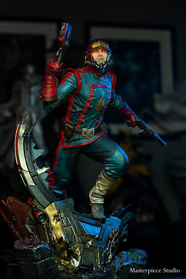 Premium Collectibles : Star Lord** 2pwked