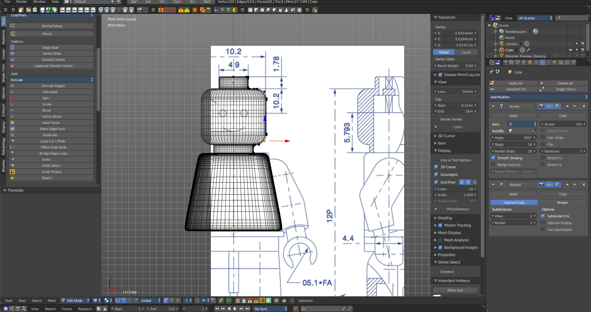 Lego deadpool walkthrough bforartists the body and legs are quite straight shapes and i tried my best to keep the topology of the mesh as clean as possible the arms on the other hand are malvernweather Choice Image