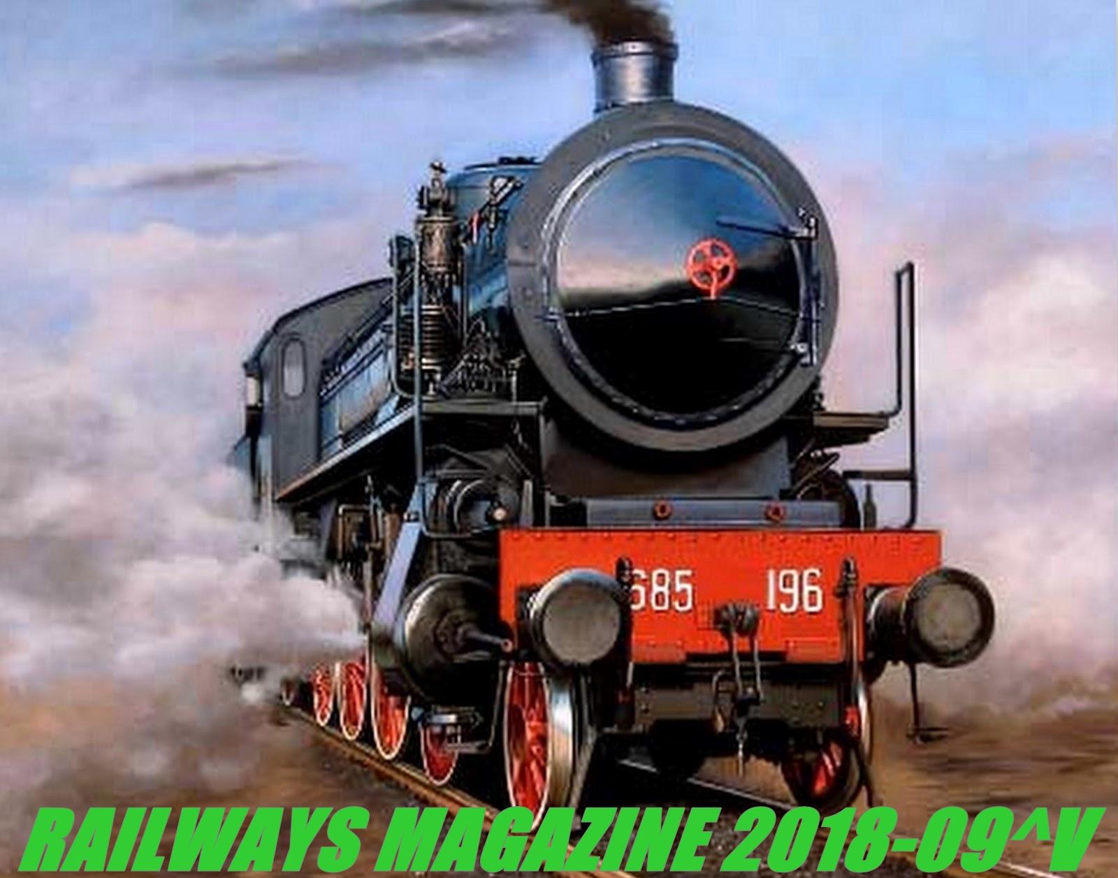 Railways Magazine 2018-09