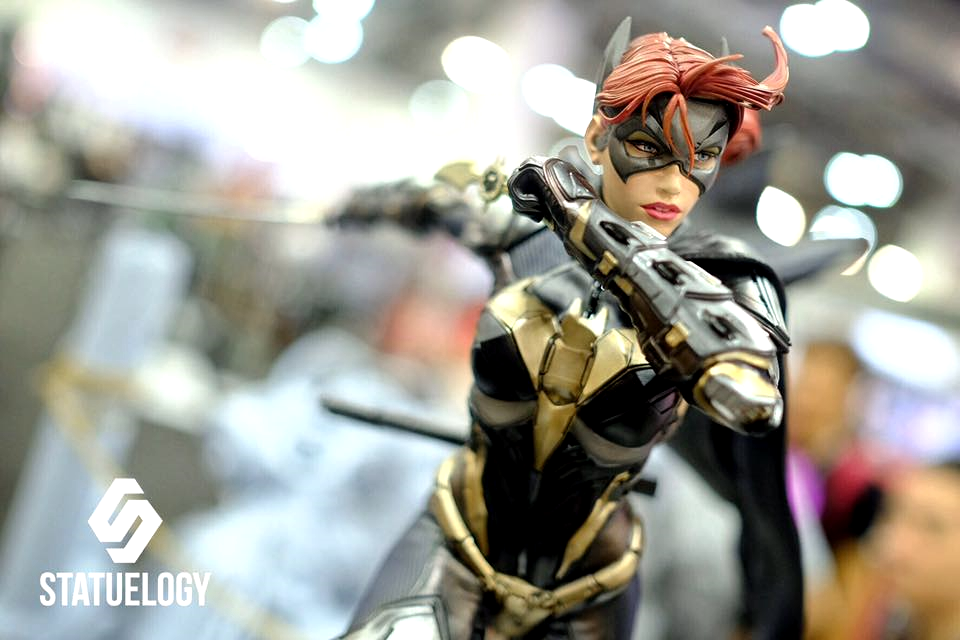 Samurai Series : Batgirl 2sgup8