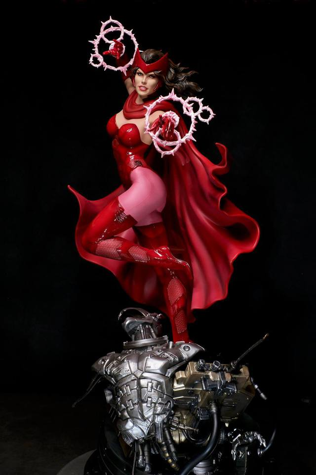Premium Collectibles : Scarlet Witch** 2t6jrn