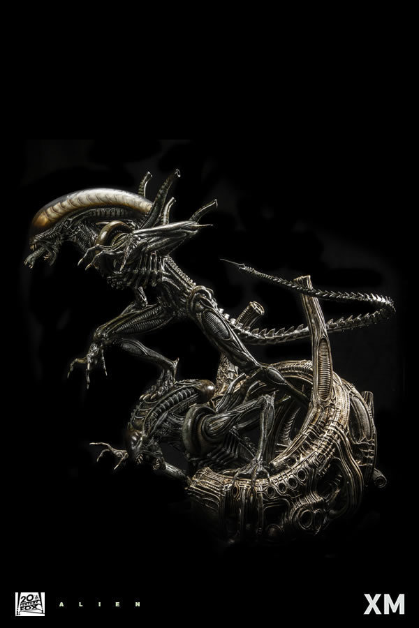 Premium Collectibles : Alien 2tajah