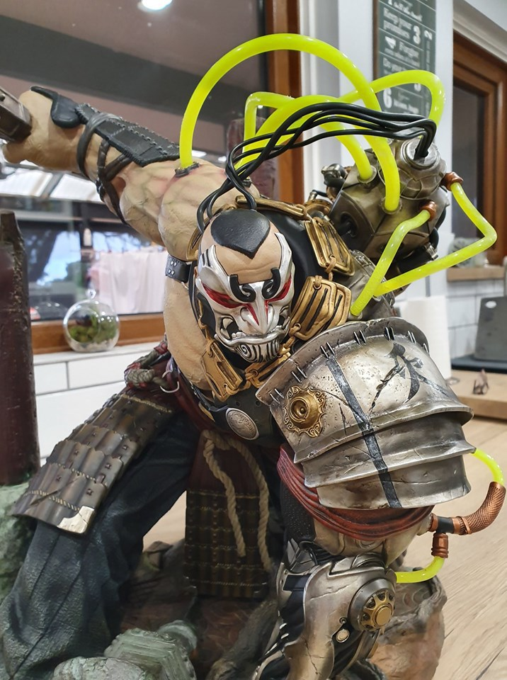 Samurai Series : Bane 2tlkys