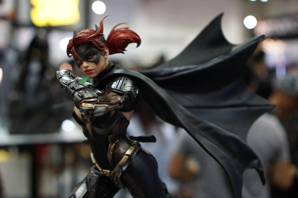 Samurai Series : Batgirl 2u9ugy