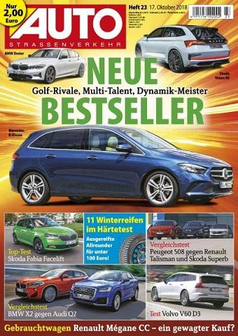 Auto Strassenverkehr Magazin Oktober No 23 2018