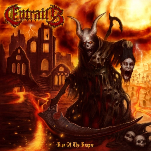 Entrails - Rise Of The Reaper (2019)