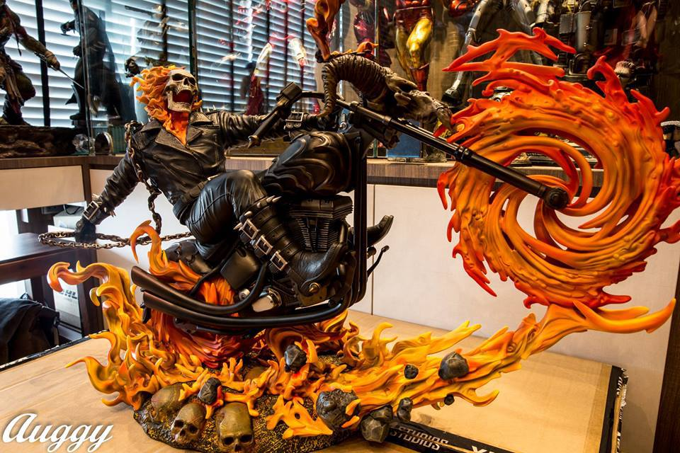 Premium Collectibles : Ghost Rider - Page 5 2vvllf