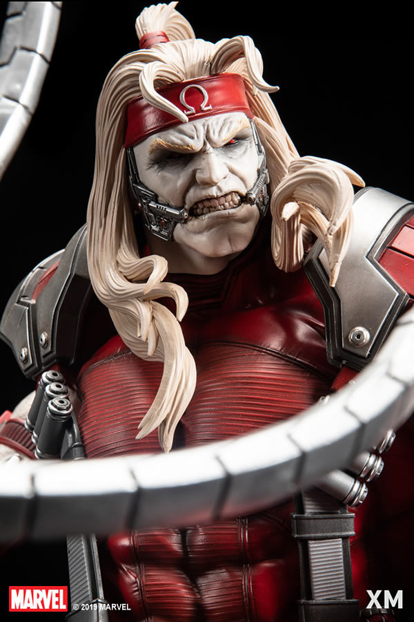 Premium Collectibles : Omega Red - Comics version** 2whjal