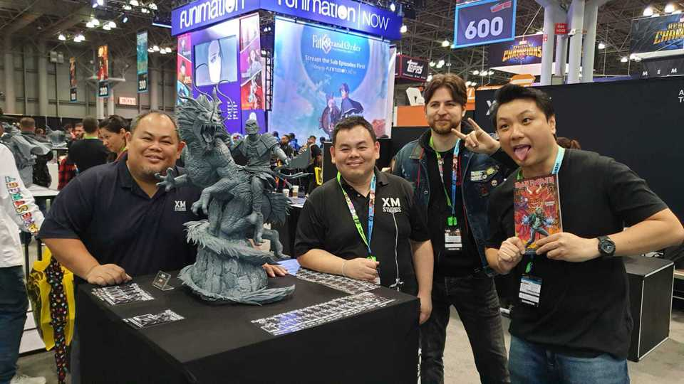XM Studios: Coverage New York Comic Con 2019 - October 3rd to 6th  2x5kbw