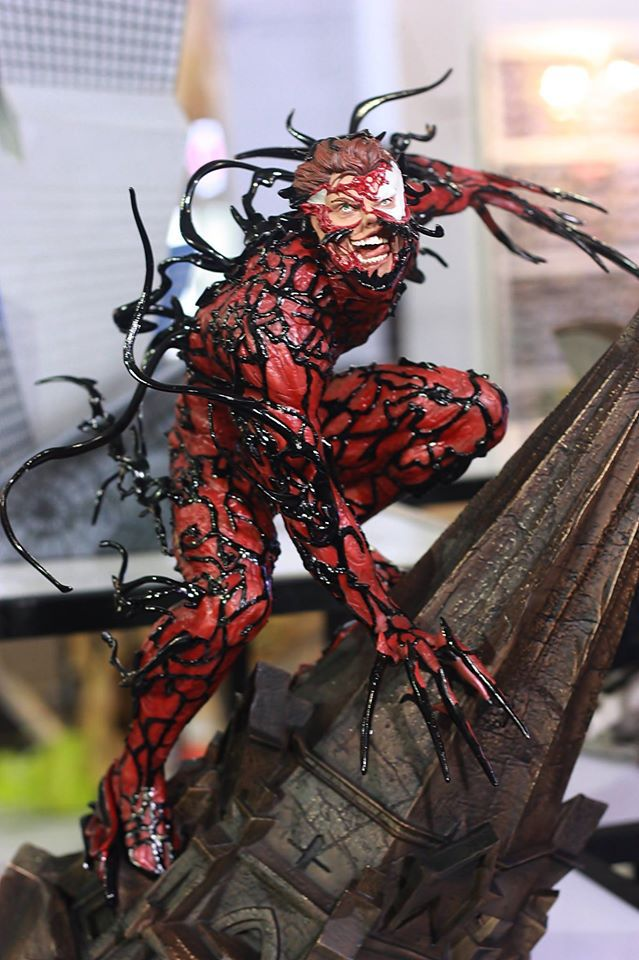 Premium Collectibles : Carnage 2yuugr