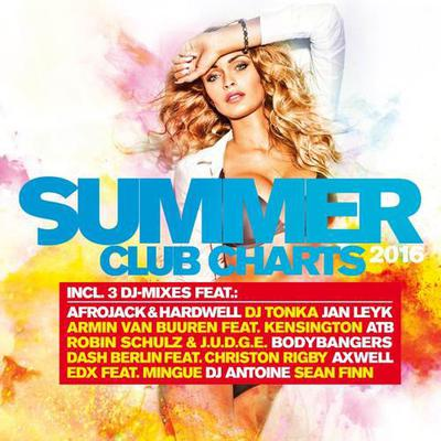 Summer Club Charts 2016 (2016) .mp3 - 320kbps
