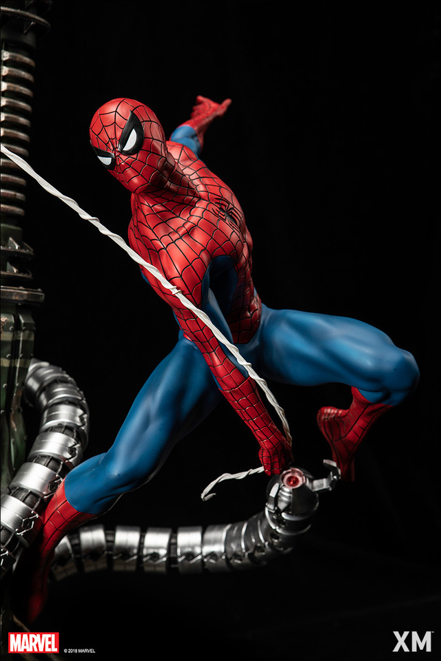 Premium Collectibles : Spiderman** 2z7igj