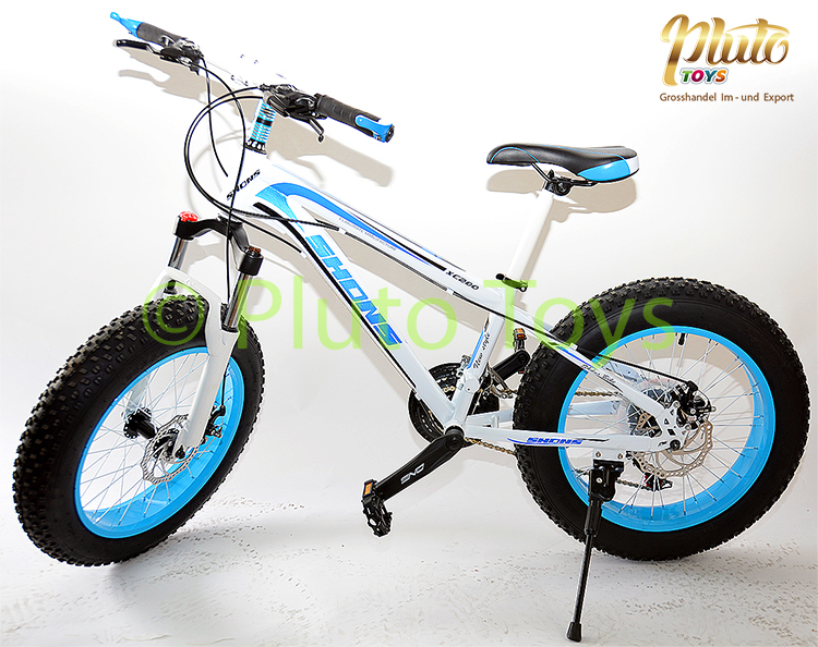 mountainbike mtb hardtail 20 zoll fatbike shons fat bike. Black Bedroom Furniture Sets. Home Design Ideas